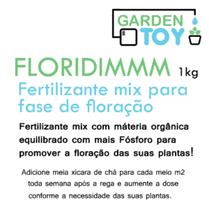Floridimmm Fertilizante Mix