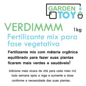 Verdimmm Fertilizante Mix